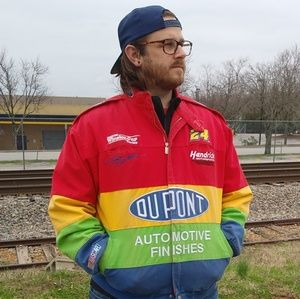 Mid 90s Jeff Gordon Racing Jacket